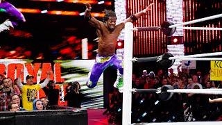 Kofi Kingston's unbelievable Royal Rumble Match saves: WWE Playlist