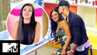 KEEMON! Abbie Hits The Sh*g Pad With Her Toon Lad | Geordie Shore 1609