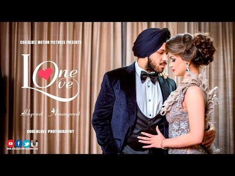 Best Indian Sikh Wedding Prologue | One Love