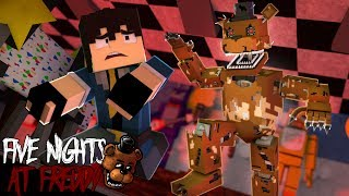 Minecraft : FIVE NIGHTS AT FREDDY'S - NIGHTMARE FREDDY APARECEU ! #39