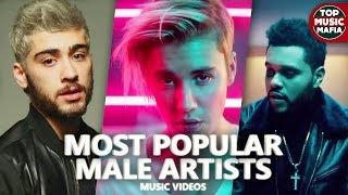 Top 100 Most Viewed Songs by Male Artists (April 2017)