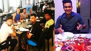 শ্রীলংকায় লাঞ্চে একি খাচ্ছেন তাসকিন মাশরাফিরা??? Taskin Ahmed | Mashrafe | Bangla News Today
