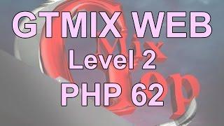 دورة تصميم و تطوير مواقع الإنترنت PHP - د 62 -تصميم شكل الروابط و ضبط ملف htaccess