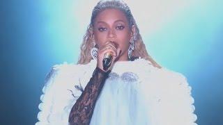 Beyonce Brings