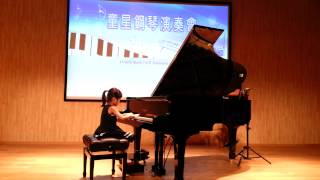 ABRSM Piano 2013-2014 Grade 2 A2 Very Quick / G.P. Telemann by 津悅 (age 5)