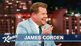 James Corden on Kanye, Cats & Doing an American Accent