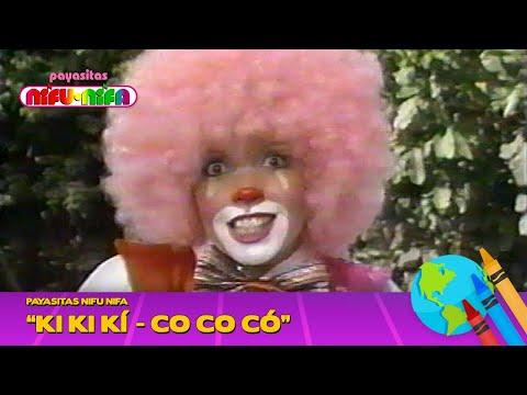 Payasitas Nifu Nifa Ki Ki Ki Co Co Co Vídeo Oficial