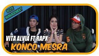 KONCO MESRA - VITA ALVIA FEAT RapX [ OFFICIAL MUSIC VIDEO ]