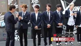BTS (BANGTAN BOYS) Talks with Fans @ 2014 KCON USA