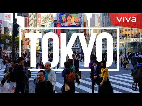 JALAN-JALAN 8 TEMPAT DALAM SEHARI KELILING TOKYO!