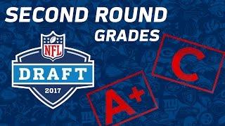 2nd Round NFL Draft Grades   Bucky Brooks & Lance Zierlein   2017 NFL Draft