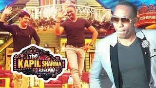 DJ Bravo 'CHAMPION' In The Kapil Sharma Show | 22nd May 2016 Episode