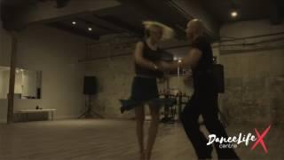 Mila & Slava Samba Dance