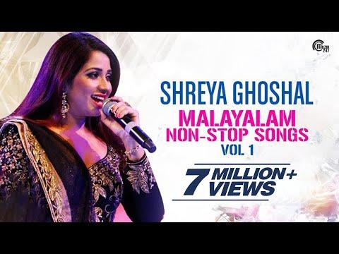 Shreya Ghoshal Malayalam Super Hit Songs | Official