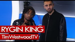 Rygin King on Tuff, Mo Bay, farm, no more beefs, scammer rumors - Westwood