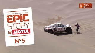 Epic Story by Motul - N°5 - English - Dakar 2018