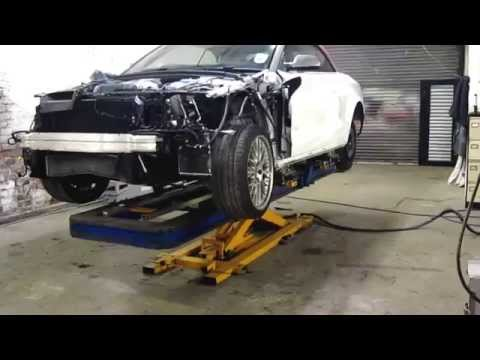 Audi S5 Cabriolet CRASH REPAIR