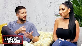 Compliment Challenge: Vinny vs. Angelina | Jersey Shore: Family Vacation | MTV