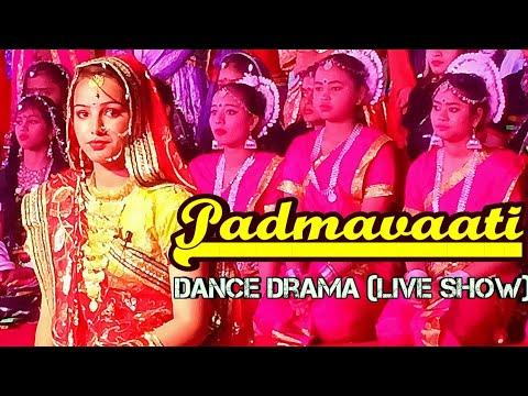 Padmavati Stage show !! Sevan oaks school !!