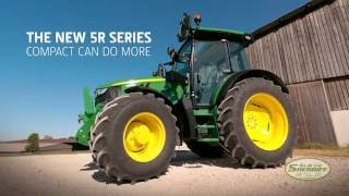 The All NEW 5R series from John Deere
