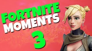 Fortnite Daily Funny and WTF Moments Ep. 3