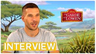 Die Garde der Löwen - Lukas Podolski | Interview (2016)