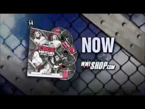 WWE Greatest Cage Matches of All Time DVD Promo HD