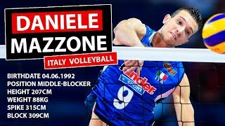 Daniele Mazzone | Volleyball Highlights | Champions Cup 2017