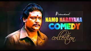Latest Tamil Comedy Scenes 2017 | Namo Narayana Comedy | Soori | Santhanam | Karunakaran