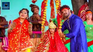 HD VIDEO SONG - खेसारी लाल यादव और प्रियंका सिंह की हिट सांग   Jhuluwa Jhulayi Liyo Re
