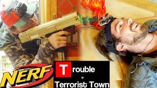 NERF TTT - Mansion Massacre