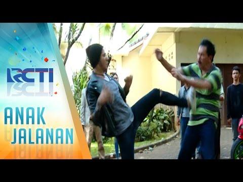 Wardana Habis Di Hajar Rocky [Anak Jalanan] [20 Jan 2017]