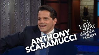 Anthony Scaramucci Would Fire Steve Bannon