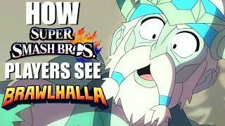 How Smash Bros Players See Brawlhalla