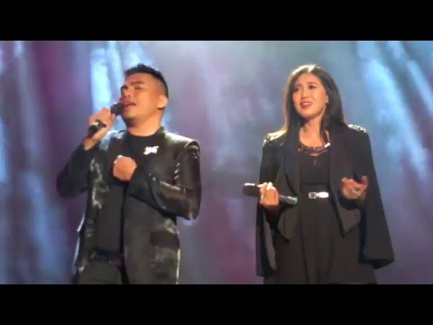 ERIE SUZAN & ADIBAL (G4UL)- TAK BISA MENUNGGUMU, D'ACADEMY ASIA 08122015