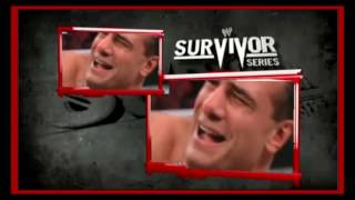WWE SURVIVOR SERIES 2011   CM PUNK VS ALBERTO DEL RIO EN ENTIER EN FRANÇAIS FULL HD