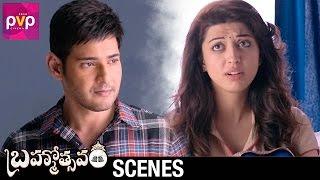 Pranitha Gets Admitted in Hospital   Brahmotsavam Movie Scenes   Mahesh Babu   Samantha   Kajal