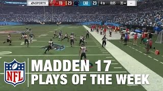 Best Madden 17 Fan Plays of the Week (3/24) | NFL