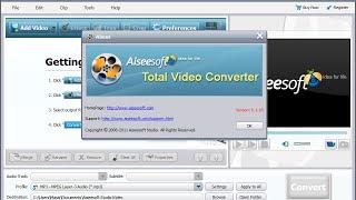 Aiseesoft Total Video Converter Platinum Registration Code