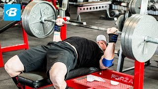 How To Bench Press: Layne Norton's Complete Guide - Bodybuilding.com
