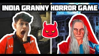 INDIAN GRANNY HORROR ANDROID GAME MADE BY ME || FUNNY ANDROID GAMEPLAY || DARNA MANA HAI HORROR GAME
