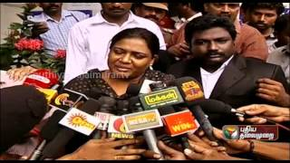 Kill Threaten From Lender - Actress Sindhu