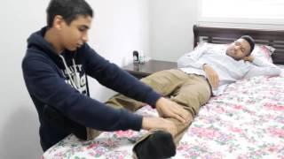 ZaidAliT - Getting a massage White people vs Brown people
