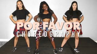 Pitbull ft Fifth Harmony - Por Favor   @LeoniJoyce Coreografia/Choreography