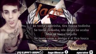 Mc Romeu - Na Maldade ( Dj Ga Bhg ) Com a Letra