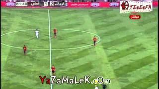 فضيحة الهدف الثاني للأهلي في الزمالك الهدف العار على لعبة كرة القدم