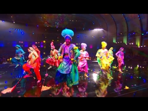 America's Got Talent S09E14 Quarterfinal Round 3 Cornell Bhangra Indian Fusion Dance Troupe