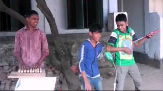 images Kalibari Funny Videos Lal Sari