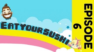 Eat Your Sushi: Writing in Japanese