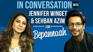 Jennifer Winget and Sehban Azim reveal if they believe in second chances in love | Bepannaah